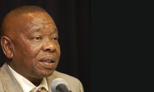 Minister Blade Nzimande: Higher Education and Training Dept Budget