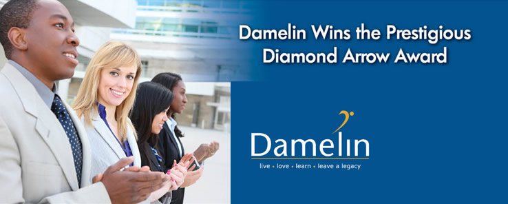 Damelin voted top higher education institution