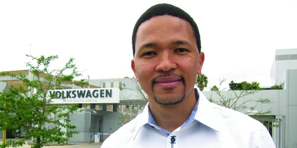 Volkswagen South Africa: Gerald Pietersen